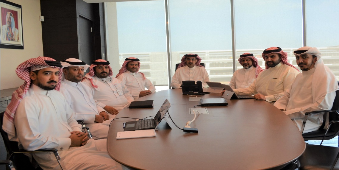 AlQaed Chairs the'  ICT Cost Reduction' Task Force Meeting